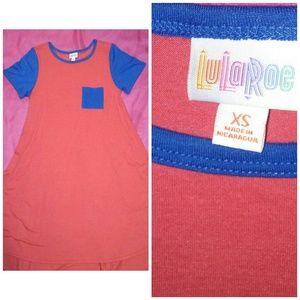 Carly dress XS lularoe